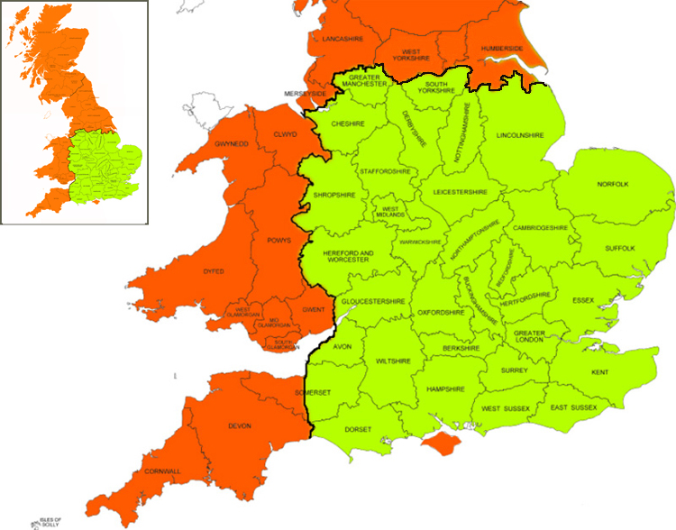 memorial stones areas we supply in UK