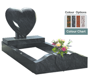 memorial-stones-Granite-Traditional-Kerb-Memorial-GK_1