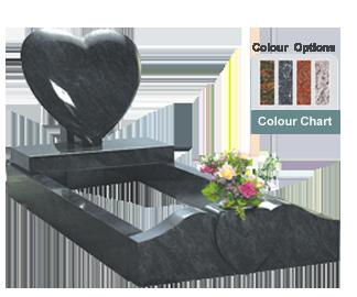 memorial-stones-Granite-Traditional-Kerb-Memorial-GK_1