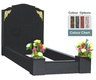 memorial-stones-Granite-Traditional-Kerb-Memorial-GK_13