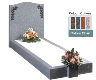 memorial-stones-Granite-Traditional-Kerb-Memorial-GK_18