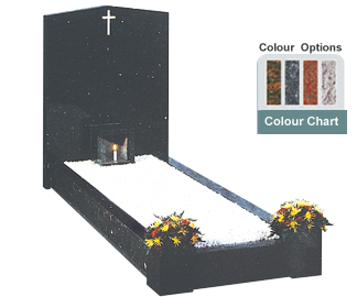 memorial-stones-Granite-Traditional-Kerb-Memorial-GK_19