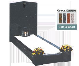 memorial-stones-Granite-Traditional-Kerb-Memorial-GK_19