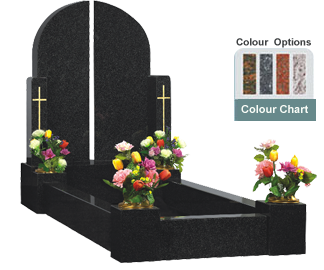 memorial-stones-Granite-Traditional-Kerb-Memorial-GK_20
