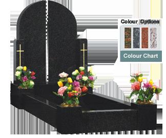 memorial-stones-Granite-Traditional-Kerb-Memorial-GK_20