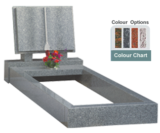 memorial-stones-Granite-Traditional-Kerb-Memorial-GK_25
