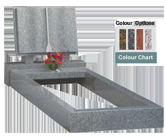 memorial-stones-Granite-Traditional-Kerb-Memorial-GK_25