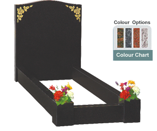 memorial-stones-Granite-Traditional-Kerb-Memorial-GK_27