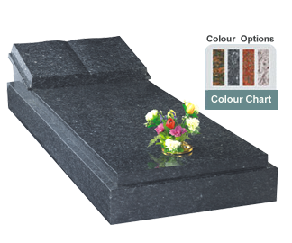 memorial-stones-Granite-Traditional-Kerb-Memorial-GK_3