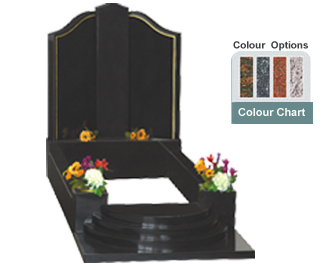 memorial-stones-Granite-Traditional-Kerb-Memorial-GK_30