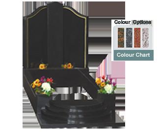 memorial-stones-Granite-Traditional-Kerb-Memorial-GK_30