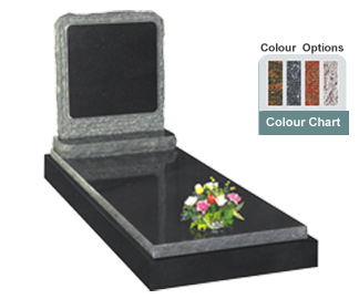 memorial-stones-Granite-Traditional-Kerb-Memorial-GK_34
