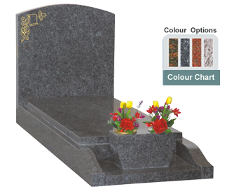memorial-stones-Granite-Traditional-Kerb-Memorial-GK_35