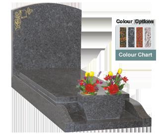 memorial-stones-Granite-Traditional-Kerb-Memorial-GK_35