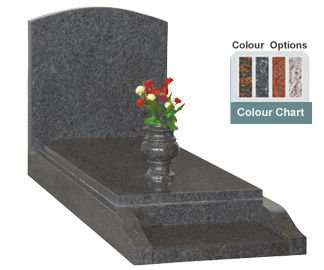 memorial-stones-Granite-Traditional-Kerb-Memorial-GK_36
