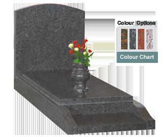 memorial-stones-Granite-Traditional-Kerb-Memorial-GK_36