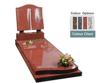 memorial-stones-Granite-Traditional-Kerb-Memorial-GK_4