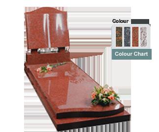 memorial-stones-Granite-Traditional-Kerb-Memorial-GK_4