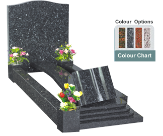 memorial-stones-Granite-Traditional-Kerb-Memorial-GK_5