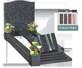 memorial-stones-Granite-Traditional-Kerb-Memorial-GK_5
