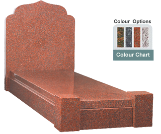memorial-stones-Granite-Traditional-Kerb-Memorial-GK_8