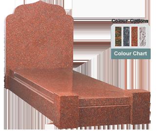 memorial-stones-Granite-Traditional-Kerb-Memorial-GK_8