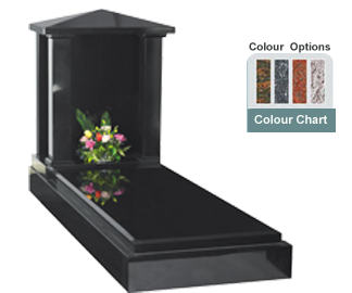 memorial-stones-Granite-Traditional-Kerb-Memorial-GK_9