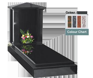 memorial-stones-Granite-Traditional-Kerb-Memorial-GK_9