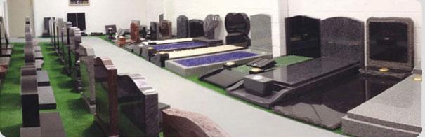southern memorial showroom
