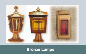 Bronze-Lamps