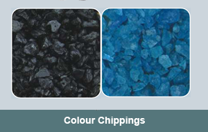 Colour- Chippings